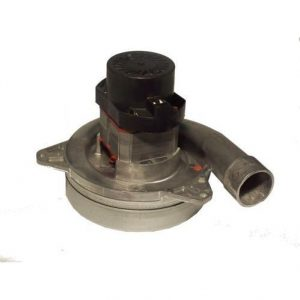 "Domel Motor, 2 Stage 7.2"" Bypass With Horn 120 Volt"