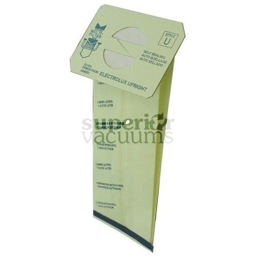 Electrolux Vacuum Bag, 100 Pk Discovery Upright 4 Ply