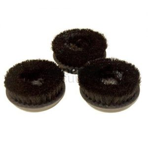 Electrolux Shampoo Brushes,3Pk B8 & B9 Black