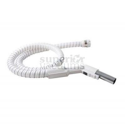 Electrolux Hose, AP- 2100 Wire White, Switch & Swivel G