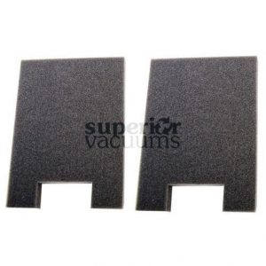 Eureka Filter, 2Pk Eureka DCF16 Foam Only