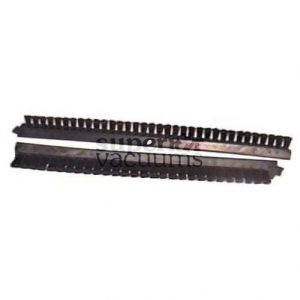 "Eureka Brush Strips, 2 Pk Eureka VG1 16"" Black"