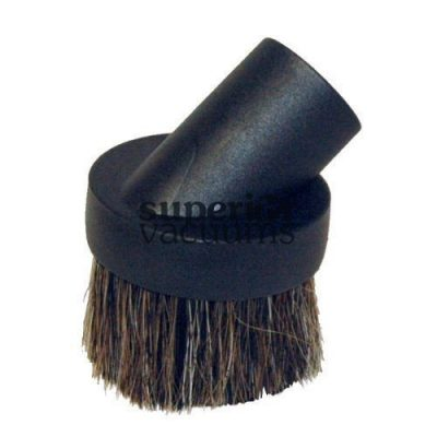 "Fitall Dusting Brush, 1 1/4"" Natural Bristle - Black"