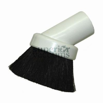 "Fitall Dusting Brush, 1 1/4"" Natural Bristle Soft - White"