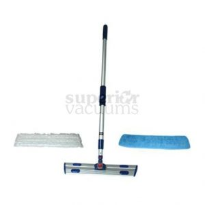 "Fitall Mop, 18"" Home System Kit With 1 Wet & 1 Duster Pad"