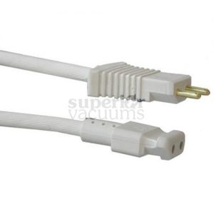 "Fitall Cord, 7"" Fitall Male & Female Pigtail White"