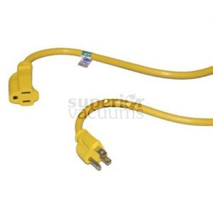 Fitall Cord, 50' 16/3 Extension Yellow