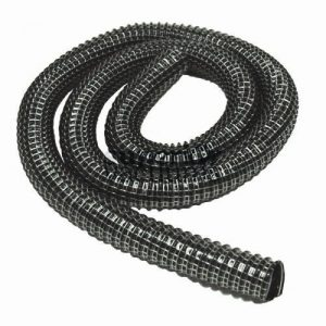 "Fitall Air Hose, 1 1/4"" X 6' Wire Reinforced - Black"