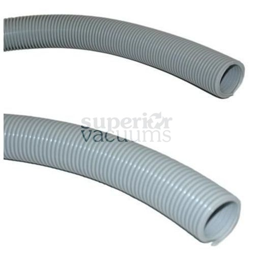 "Fitall Air Hose, 1 1/2"" X 50' Crushproof Z-Vac - Grey"