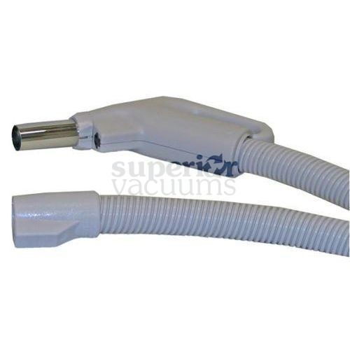 "Fitall Hose, 1 1/4"" X 8' Crushproof Switch & Swivel - Grey"