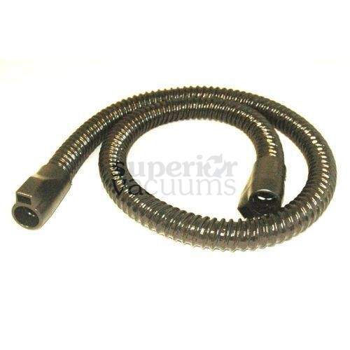 """Fitall Hose, 1 1/4"""" X 6'6"""" Wire Reinforced - Black"""