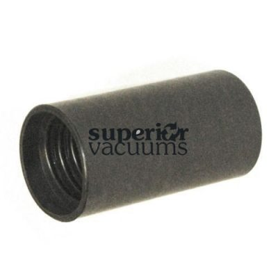 """Fitall Coupling, 1 1/4"""" To 1 1/4"""" Hose-Black"""