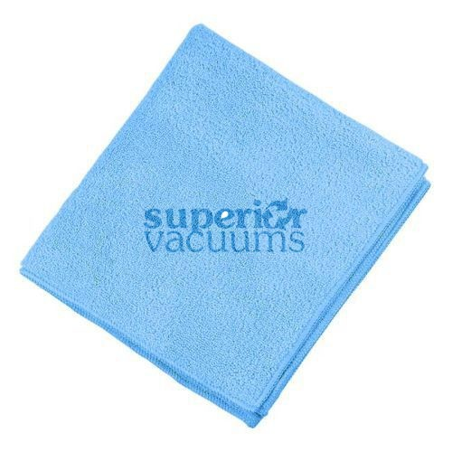 "Fitall Microfibre Cloth, 16"" X 16"" High Density - Blue"