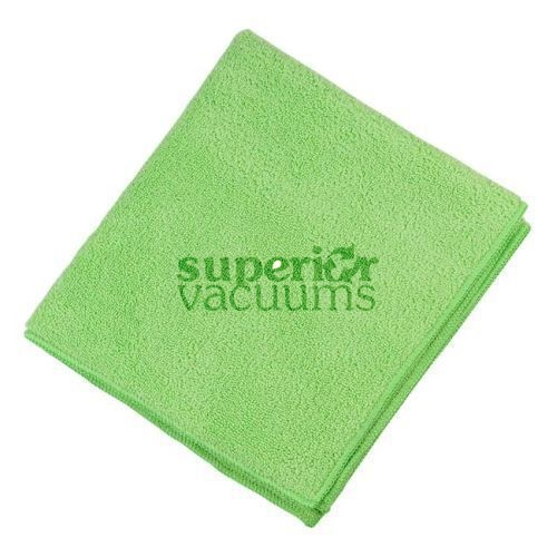 "Fitall Microfibre Cloth, 16"" X 16"" High Density - Green"