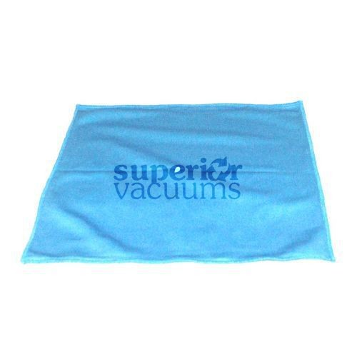 "Fitall Microfibre Cloth, 14"" X 14"" Window - Blue"