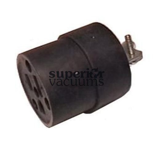 Fitall Plug, Fitall 3 Wire Female Black