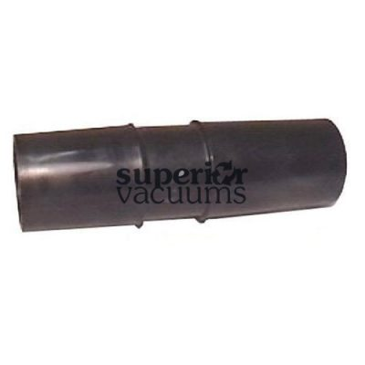 """Fitall Adaptor, 1 1/4"""" To 1 1/4"""" - Black Tapered"""