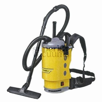 Ghibli Back Pack Vacuum, Ghibli / Johnny Vac T1