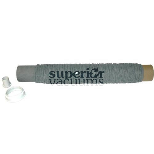 Hide-A-Hose Hose Cover, 60' Grey