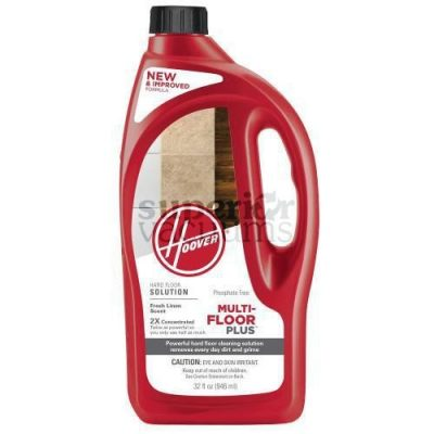 Hoover Cleaner, 32 Oz Multi- Floor Plus Concentrated
