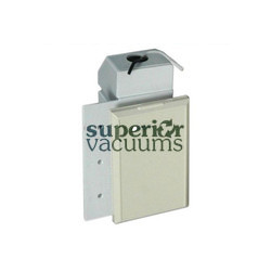 Hayden Built-in & Central Vacuum Inlet Valve, Supervalve Full Door Almond