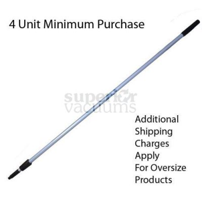 Janitorial Supplies Pole, 15' Telescopic Aluminum