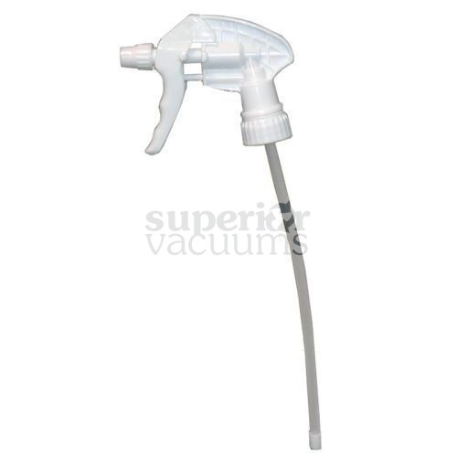 "Janitorial Supplies Spray Trigger, 9"" White"
