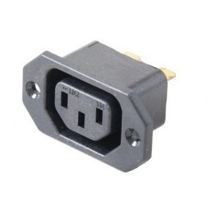 Johnny Vac Cord, Power Nozzle Receptacle