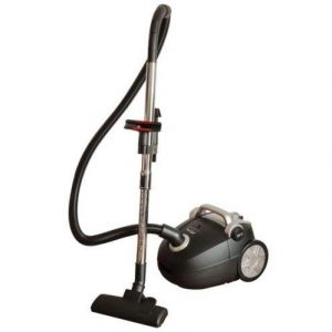 Johnny Vac Canister Vacuum, XV3 Xclusiv - Black