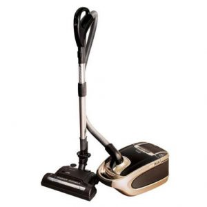 Johnny Vac Canister Vacuum, XV10Plus Xclusiv W/ Power Head