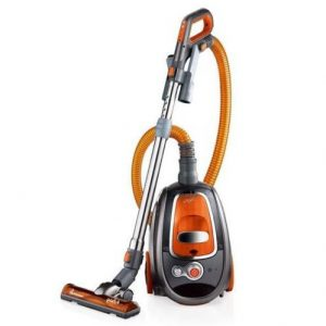 Johnny Vac Canister Vac, Parke Bagless W/ Turbo