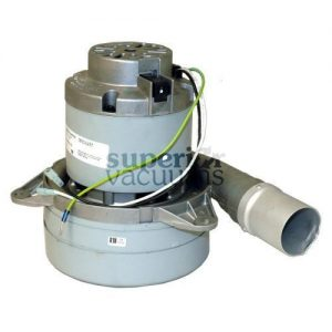 """Lamb Motor  117502-12, 3 Stage With Horn 7.2"""", 240 Volt"""