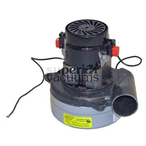 "Lamb Motor  116472-13, 2 Stage With Horn, Epoxy, 5.7"", 120 V"