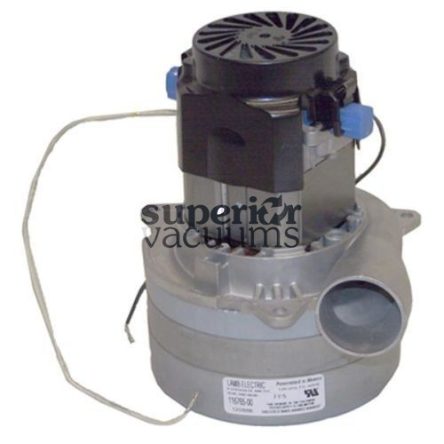 "Lamb Motor  116765, 3 Stage With Horn 5.7"" 120 Volt"