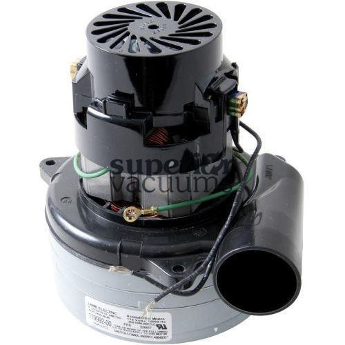 "Lamb Motor  119992 2 Stage With Horn 5.7"" 120 Volt"