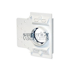Central Vacuums Mounting Plate, Plastic Deco