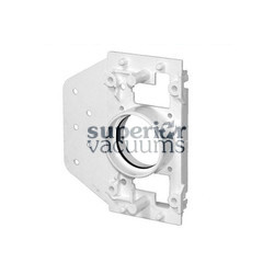 Central Vacuums Mounting Plate, Plastic Vaculine