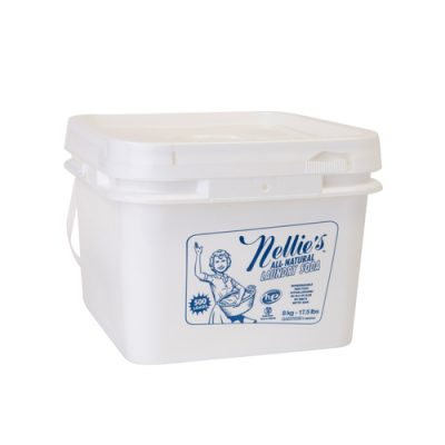 Nellie's Laundry Soda 500 Load Bucket