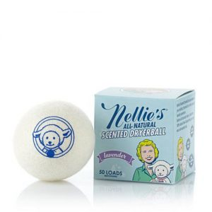 Nellie's Scented Wool Dryer ball, Lavender