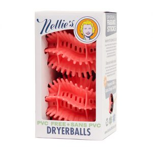 Nellie's Quick Change Dryer balls, 2 Pack