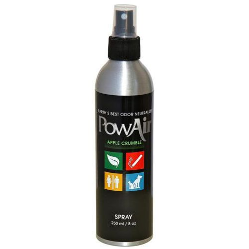 Pow Air,  8 Oz,  / 250 Ml Spray Neutralizer - Apple Crumble