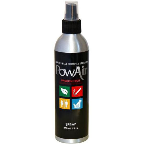 Pow Air,  8 Oz,  / 250 Ml Spray Neutralizer - Passion Fruit