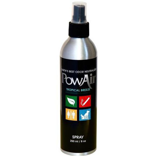 Pow Air,  8 Oz,  / 250 Ml Spray Neutralizer - Tropical Breeze