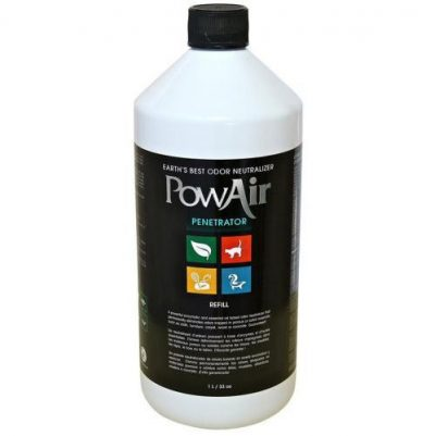 Pow Air,  33 Oz,  / 1 Litre Penetrator Refill For Spray