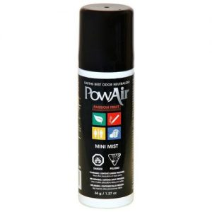 Pow Air,  1.27 Oz,  Mini Mist Neutralizer - Passion Fruit