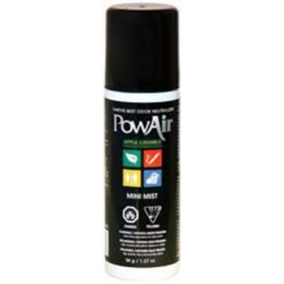 Pow Air 1.27 Oz,  Mini Mist Neutralizer - Apple Crumble