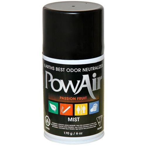 Pow Air 6 Oz,  Mist Neutralizer - Passion Fruit