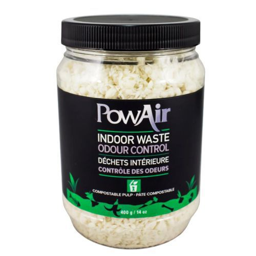 Pow Air Indoor Compostable Waste Odor, Control Pulp