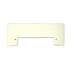 Plastiflex Built-in & Central Vacuum Trim Plate, Vacpan Almond