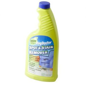 Rug Doctor Carpet Cleaner,17 Oz Spot & Stain Remover Green